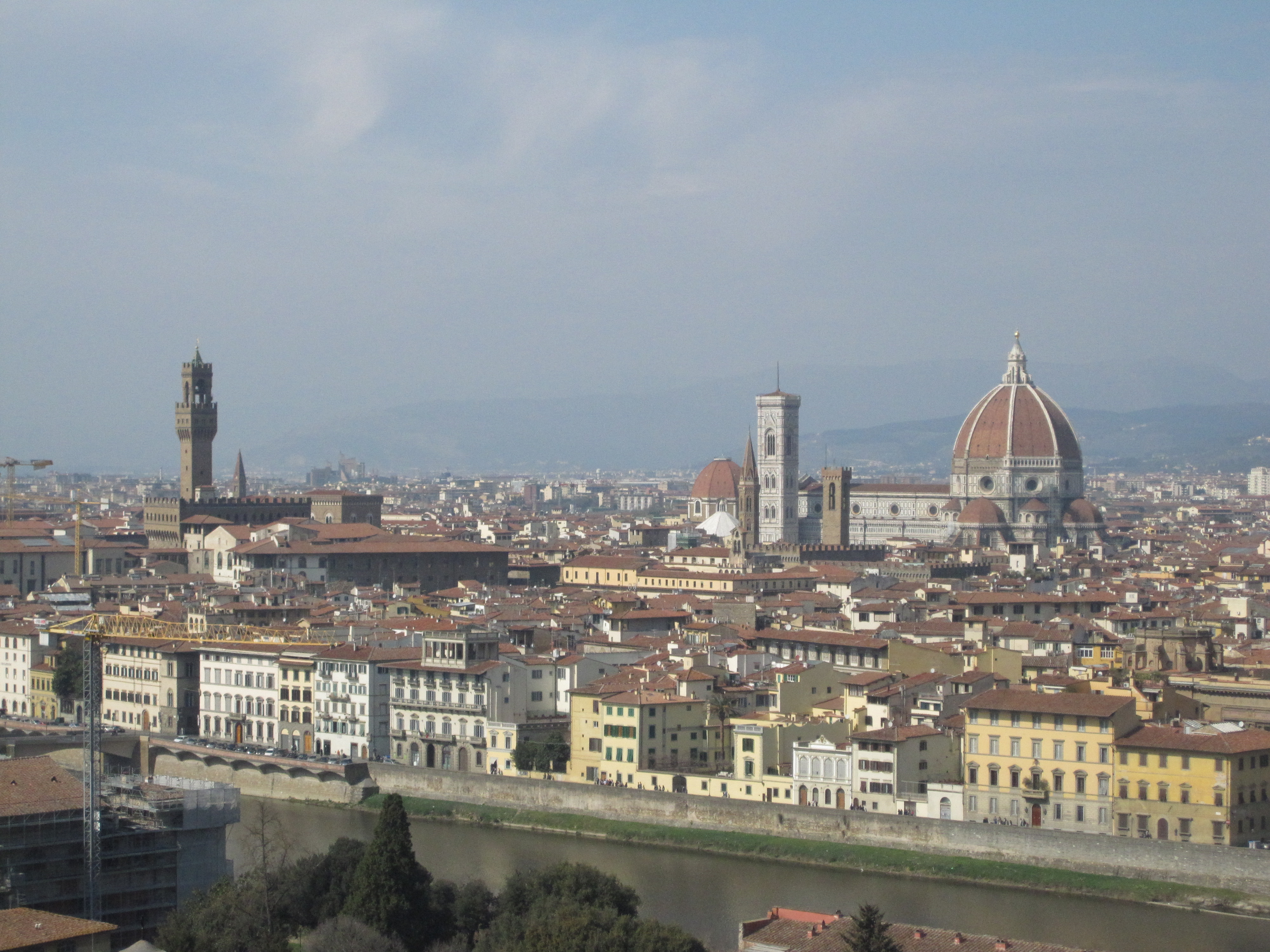 Italian Florence: A Weekend In Florence