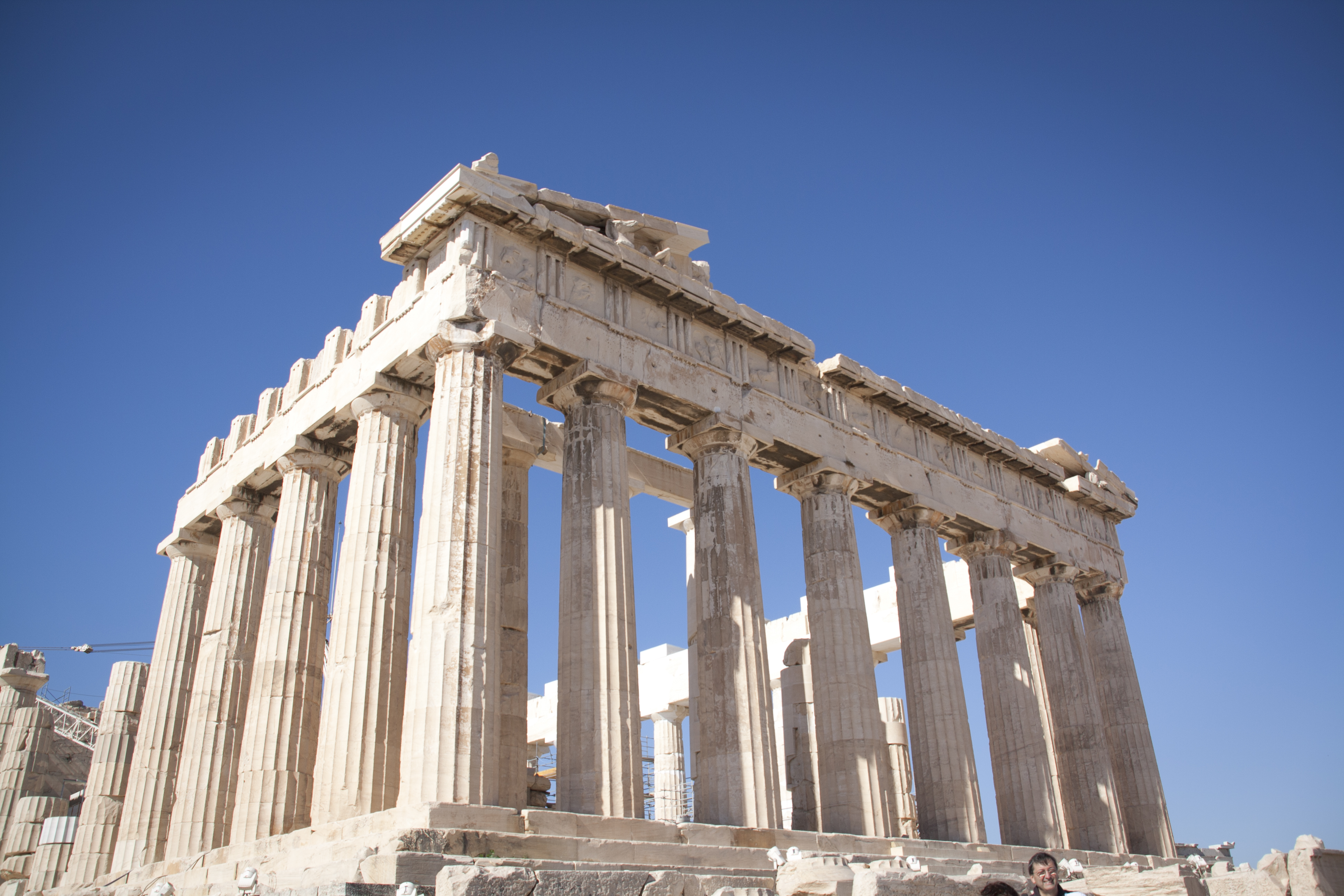 I Thought the Parthenon Was Old? Why Are They Still ...