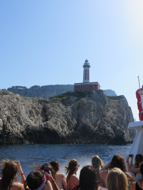 Capri Lighthouse