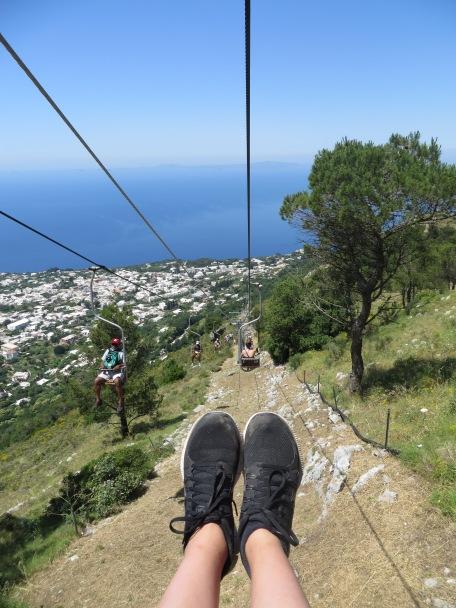 Capri Chairlift