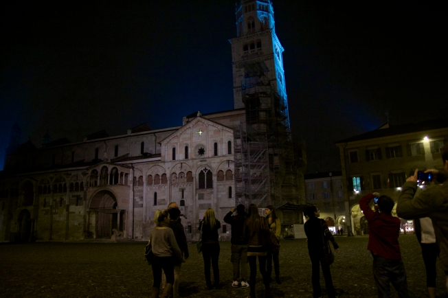 Walking tour Through Modena