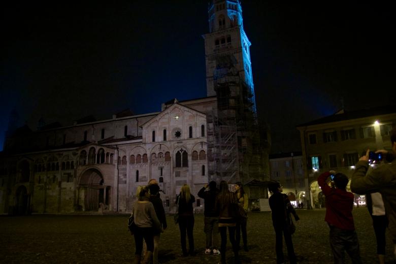 Walking tour Through Modena