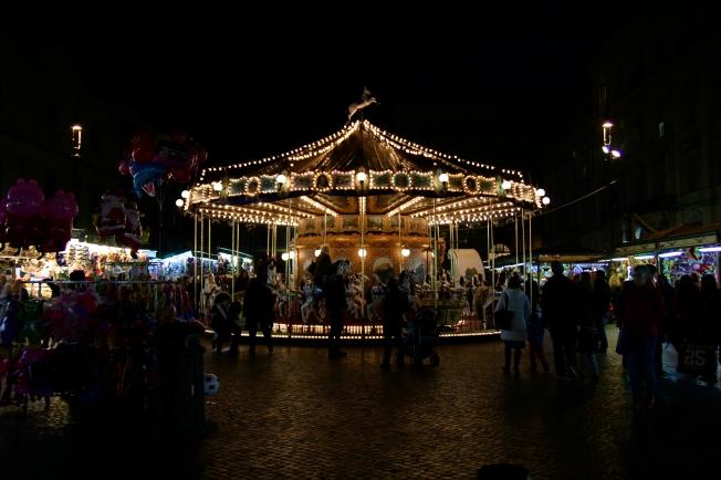 Christmas Market at Piazza Navona