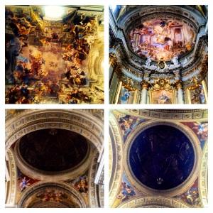 Sant'Ignazio, the church of illusions