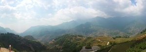 Sa Pa scenery