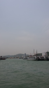 Our daytrip on a boat in Ha Long Bay