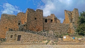 Ajloun Castle (known as Qala'at al-Rabadh)