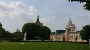 Architecture of the Royal Palace