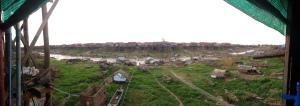 Kampong Kleang Village, along the Tonle Sap River