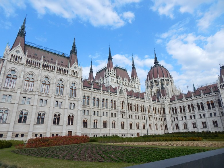 Hungarian Parliament in Budapest!