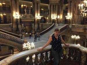 Taken at the Paris Opera Palais Garnier
