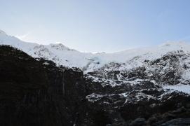 The glacier!