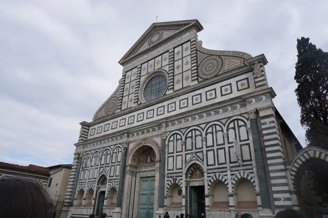 Florence Alberti Facade