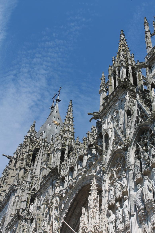 Rouen_CathedraldeRouen2_SS16_MadelineClugston