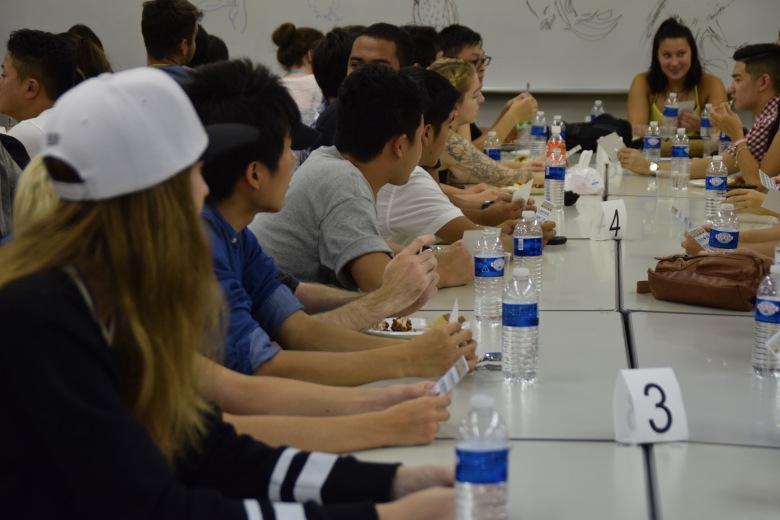 F16104_tokyo_Azabu Hall new student dinner_TamlynKurata