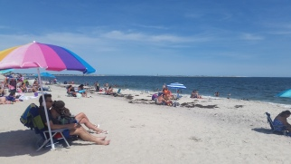 Gilgo Beach on Long Island- the thing I always miss the most about home (excluding, of course, family)