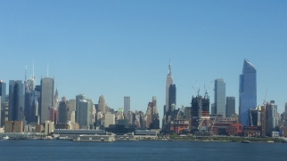 Although I grew up outside New York, this city is still my home. And my favorite place in the world.