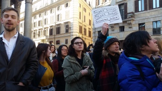 More Temple students marching for women's rights