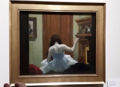 Edward Hopper at the Vittoriano Museum