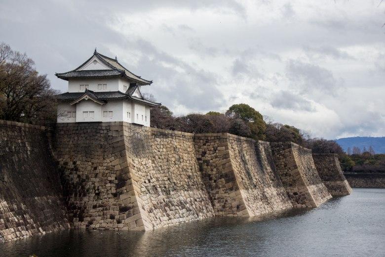 SP18208_Osaka_Approaching Osaka Castle_KaylaAmador