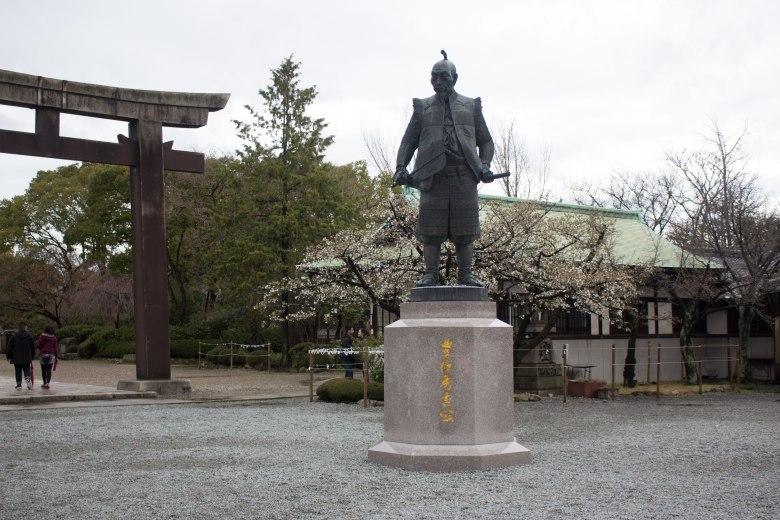 SP18209_Osaka_Statue-of-Toyotomi-Hideyoshi_KaylaAmador