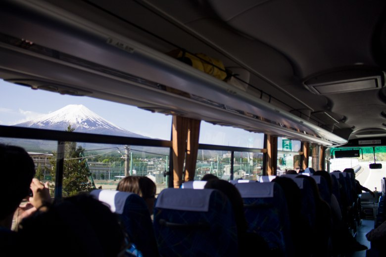 SP18501_Fuji-Q_View of Mt. Fuji from the Bus_KaylaAmador