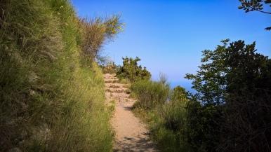 Sentiero degli Dei, near Positano
