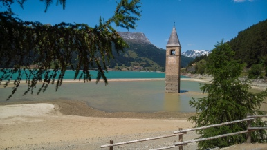 near Resia, Alto Adige