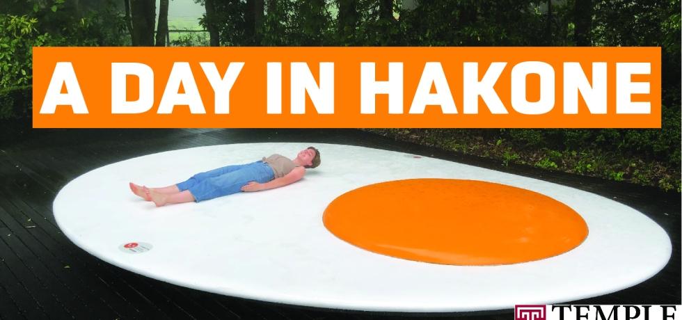 A Day in Hakone